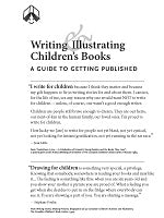 Get Published: The Writing for Children Kit
