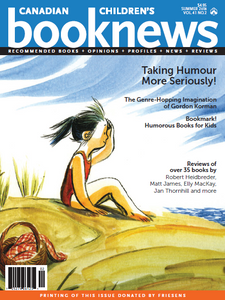 Canadian Children's Book News and Best Books For Kids & Teens Subscription