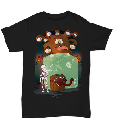 Dungeon Delver Dungeons and Dragons Unisex T-Shirt