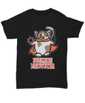 Dungeons and Dragons Dungeon Meowster Cute DnD Cat Unisex T-Shirt