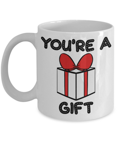 You're a Gift Animal Crossing Mug