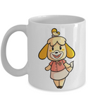 Isabelle Animal Crossing New Horizons Mug