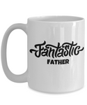 Fantastic Father coffee mug