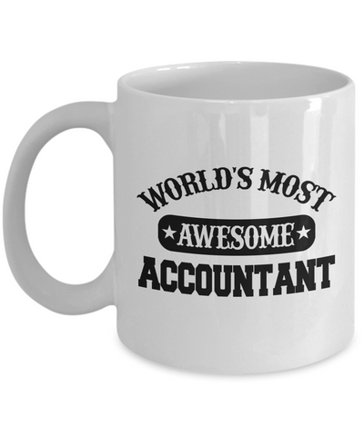 Worlds Most Awesome Accountant