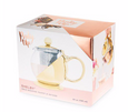 Shelby Wrapped Teapot & Infusers Gold