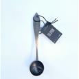 Tea Scoop Matte Black