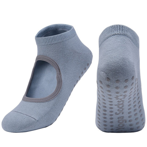 Non-Slip Yoga Pilates Socks