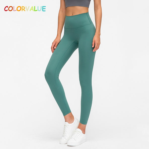 High Waisted Naked-Feel Leggings