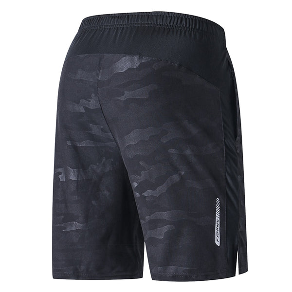Men's Quick Dry Gym Shorts With Pockets