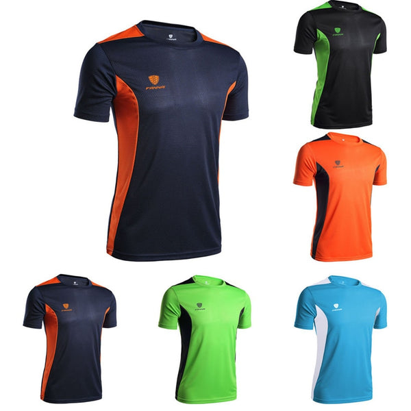Men's Athletic Breathable T-shirt
