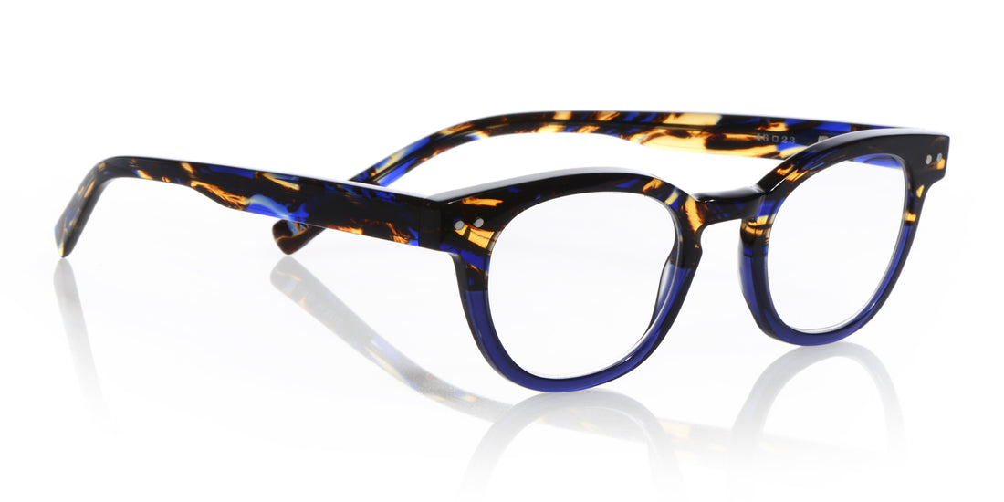 Waylaid Color 50  - Navy Tortoise