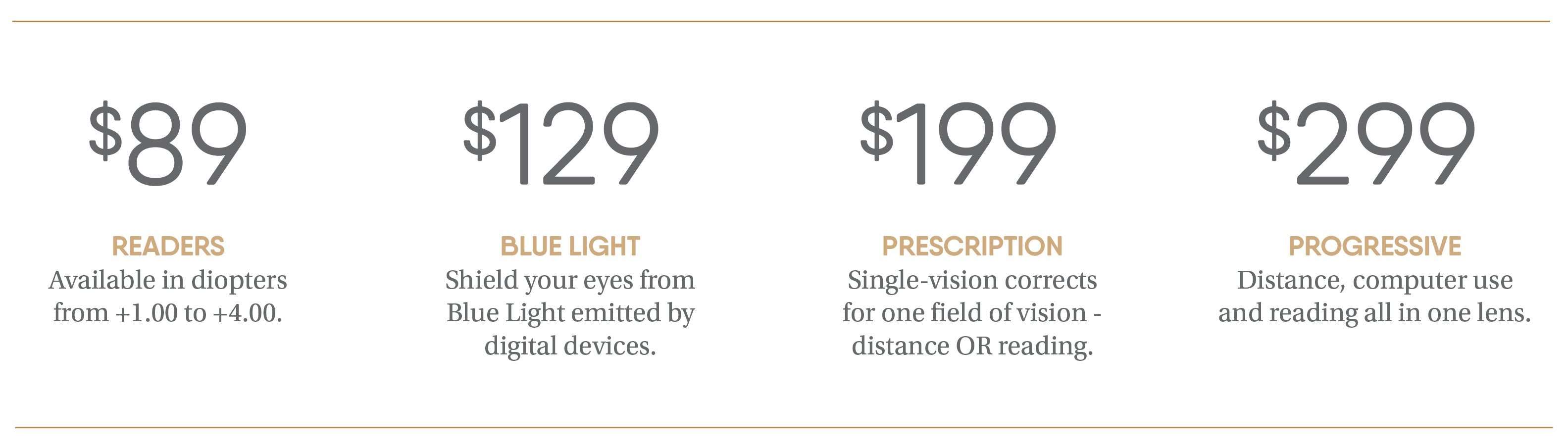 eyebobs pricing