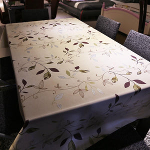 Pastoral Style Printed Table Cloth