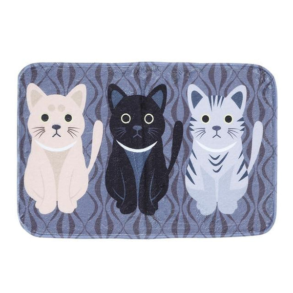 Hallway Welcome Floor Mats Carpet