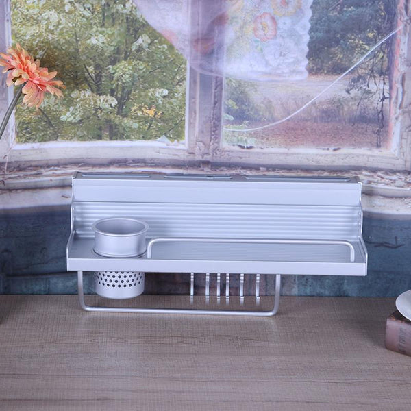 Kitchen Shelf  Aluminum Knife Holder