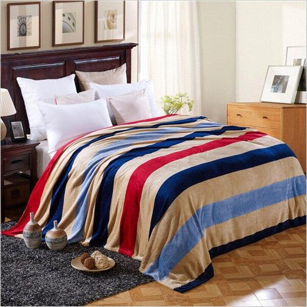 Thick winter blanket flannel sheets