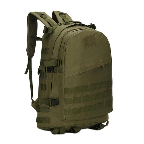 Military Tactical Climbing Mountaineering Backpack