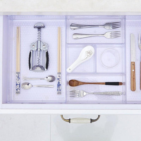 Kitchen Wardrobe Cutlery tray Drawer