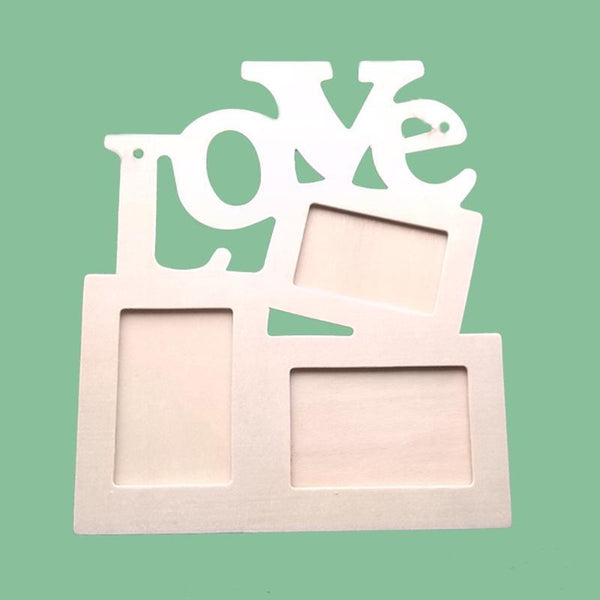 Blank Love Painting Picture Frame