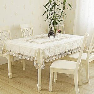 Luxury Lace Coffee Table Tableware