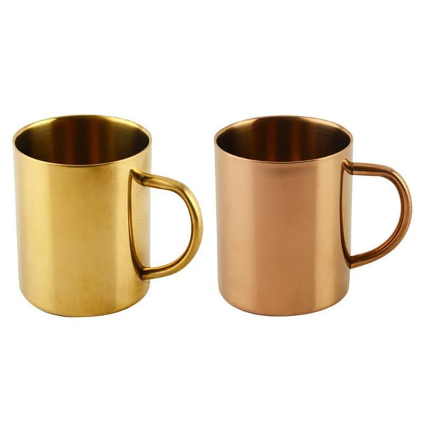 Coffee Mug Double Wall Teacup