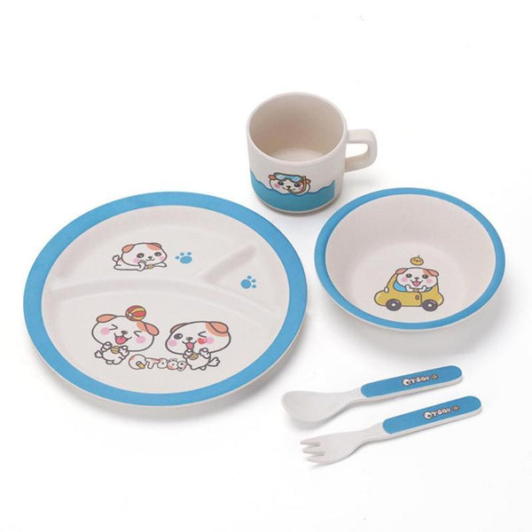 Baby Bowl Spoon Fork Set