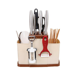 Cutter Storage Rack Kitchen Tools