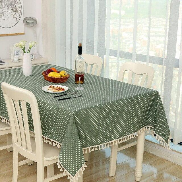 Home Kitchen Dining Countryside Tablecloth