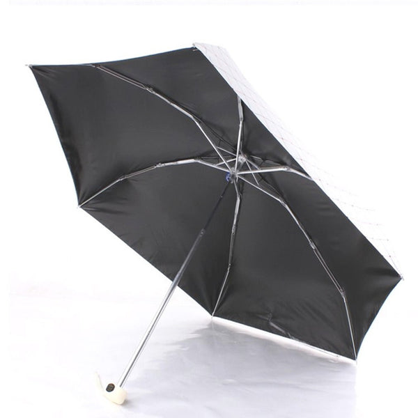Five Fold Portable Sun Umbrella
