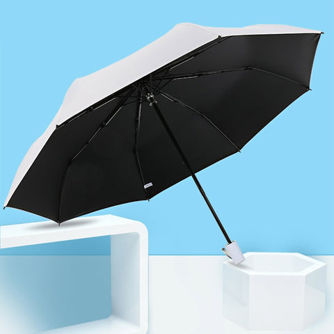 Simple Pocket Women Umbrella