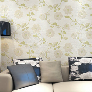 Non-woven Wallpaper Bedroom Wallpaper