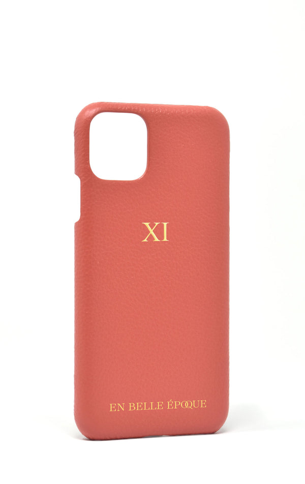 IPHONE 11 CASE IN MARSEILLE CORAL