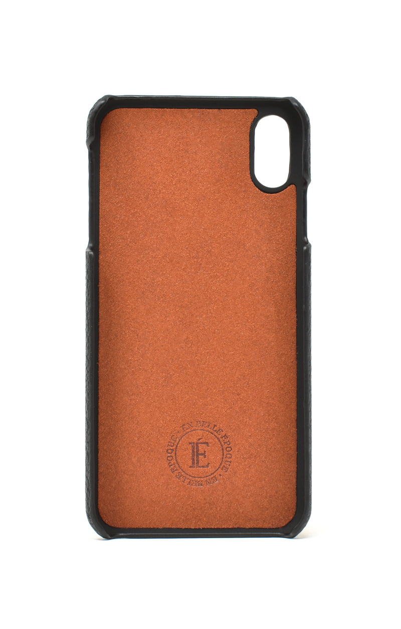 IPHONE X/XS MAX CASE IN LE MANS BLACK