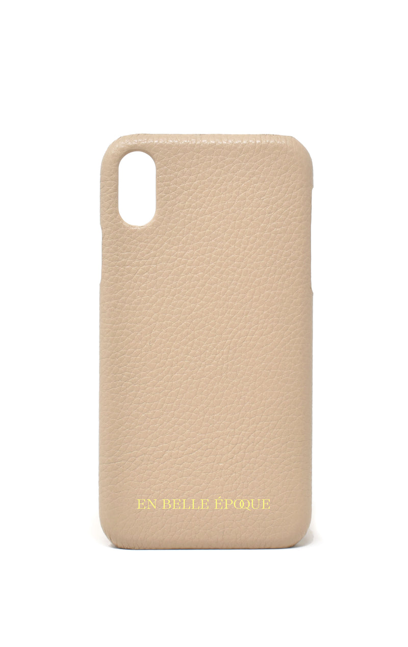 IPHONE XR CASE IN SAINT-MALO NUDE