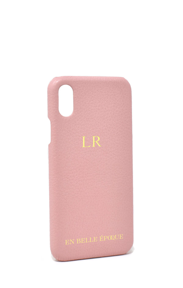 IPHONE X/XS CASE IN TOULOUSE PINK