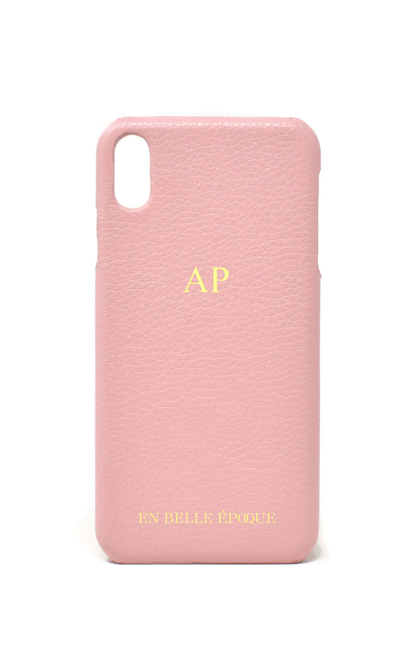 IPHONE X/XS MAX CASE IN TOULOUSE PINK