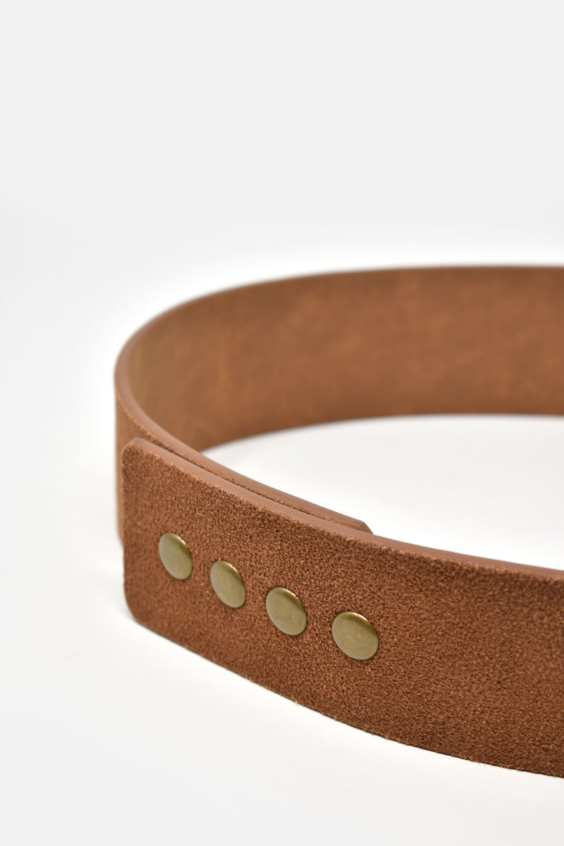 Phillipa Wanderer Cognac Waist Belt