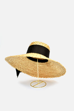 Adaliz Luxury Straw Hat