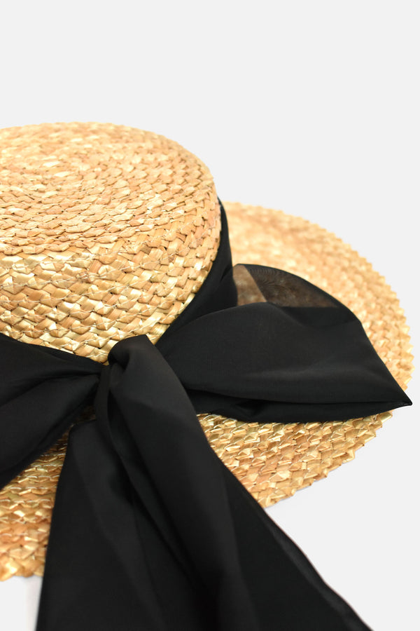 Aurelie Straw Hat