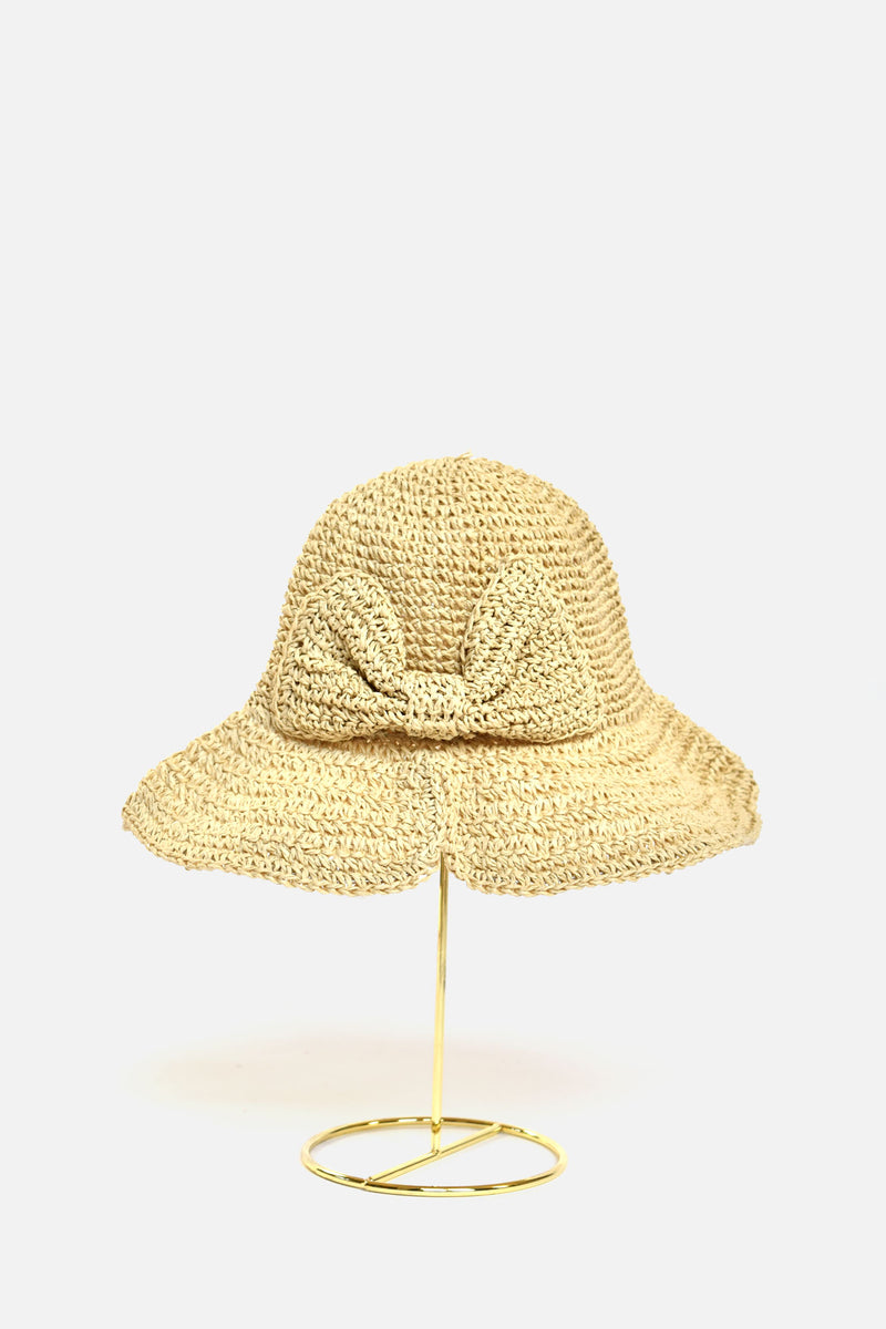 Coraline Packable Straw Hat