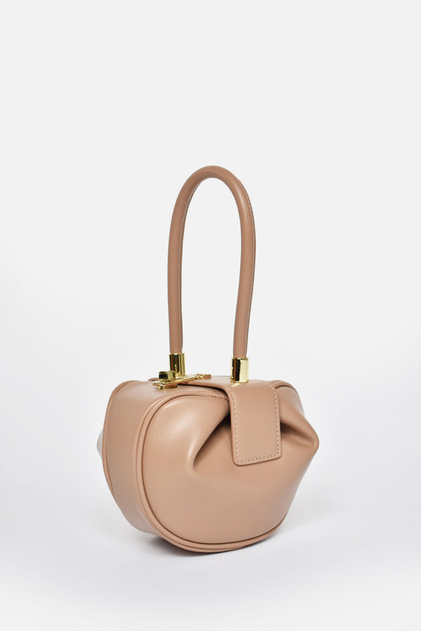 Édith French Dumpling Leather Bag