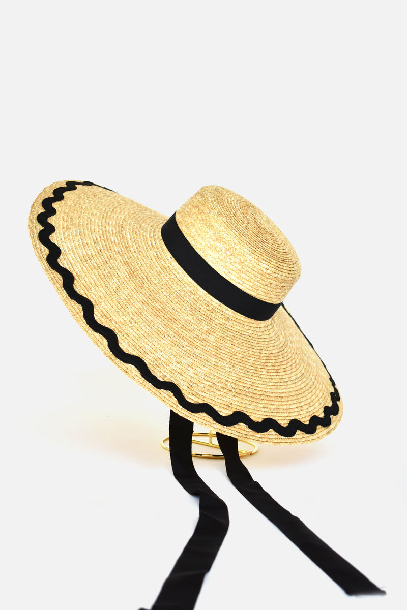 Nadine Straw Hat