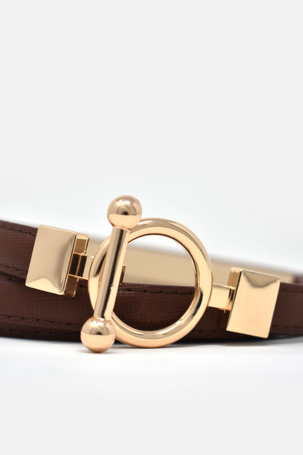 Pauline Leather Waist Belt