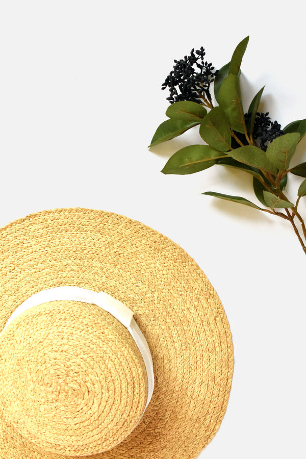 Aveline Straw Hat