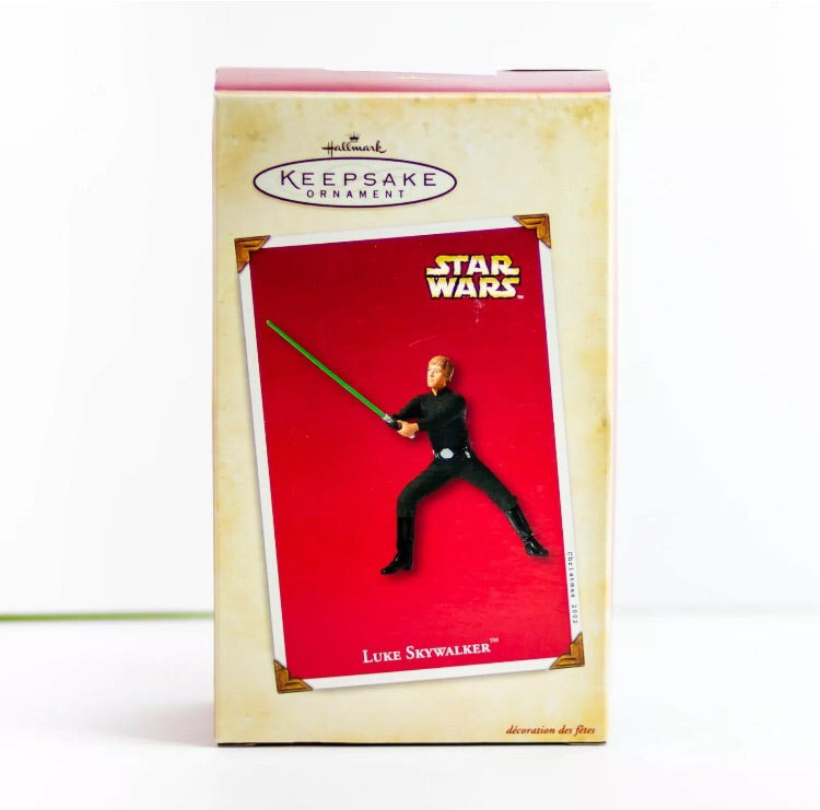 Luke Skywalker Hallmark Keepsake Ornament