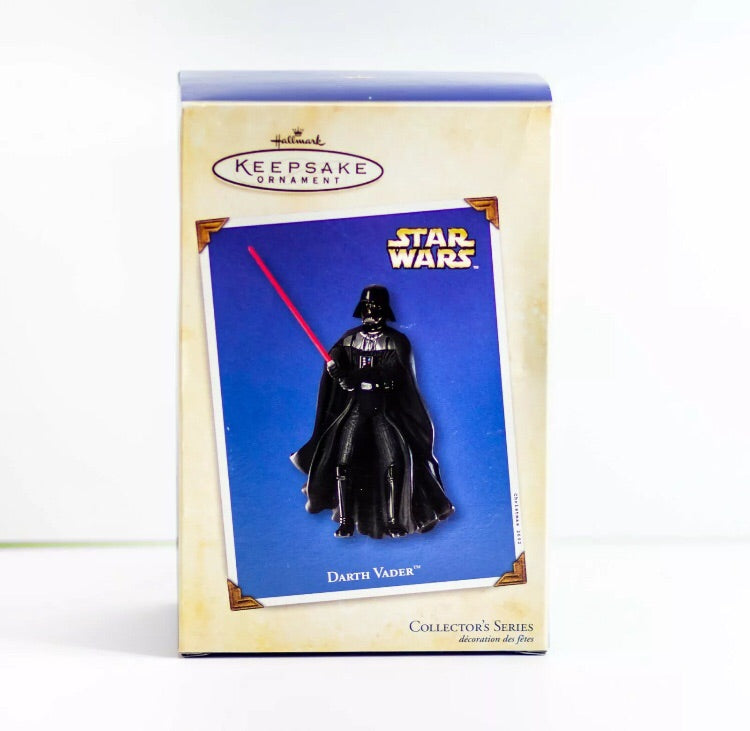Darth Vader Hallmark Keepsake Ornament