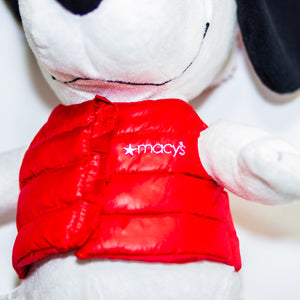 2015 Macy's Exclusive Snoopy Plush - Vintage Heaven Shop
