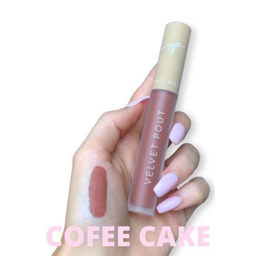 LIQUID MATTE LIPSTICK - COFFEE CAKE