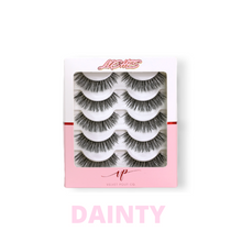 Load image into Gallery viewer, DAINTY - 5 LASH MULTIPACK