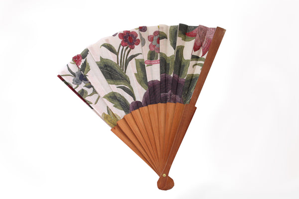 Abanicos Tusitala Barcelona Hand Fan Exclusive Women Summer Accessorize Fashion Design Trendy Wedding Gift abanico spain